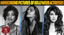 Top 10 Monochrome Pictures Of Bollywood Actresses