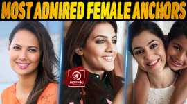 Top 10 Most Admired Female Anchors