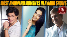 Top 10 Most Awkward Moments In Award Shows