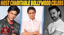 Top 10 Most Charitable Bollywood Celebs