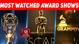 Top 10 Most Watched Award Shows