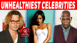 Top 10 Unhealthiest Celebrities Who Need To Take Care