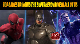 Top Games Bringing The Superhero Alive In All Of Us