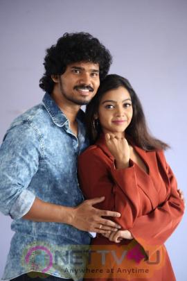 Nuvvu Thopu Raa Trailer Launch Photos