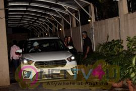 Eli Avram Spotted At Jean Claude Biguine Salon In Juhu Best Images