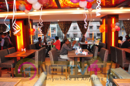 Grand Opening Bahar Cafe At Panjagutta Launched By Tollywood Actress Samantha  Akkineni Cute Images