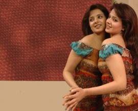 Actress Saloni Aswani Alluring Images