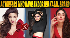 Actresses Who Have Endorsed Kajal Brand