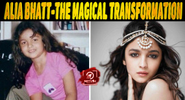 Alia Bhatt Then And Now, The Magical Transformation!