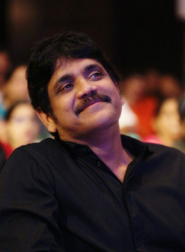 Telugu Actor Akkineni Nagarjuna Good-Looking Stills
