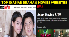 Top 10 Asian Drama And Movies Websites