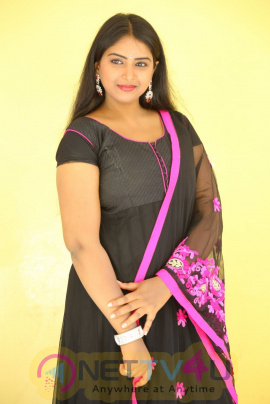Actress Poorni Smart Looking Images Telugu Gallery