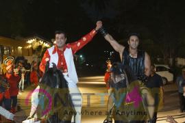 Fukrey Team At Song Launch Of Film Fukrey Returns Mehbooba Pics Hindi Gallery
