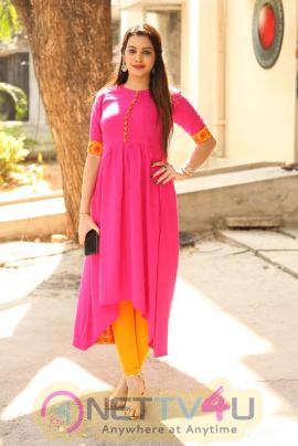 Actress Deeksha Panth Attractive Pics
