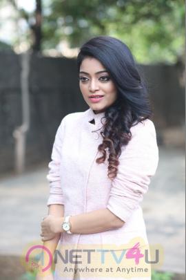 Actress Janani Iyer Charming Pics