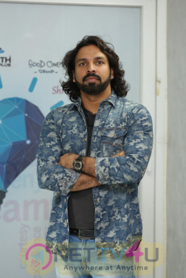 Director Ram Ganapati Rao Interview Images Telugu Gallery