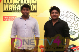 Meme Marathon Event Function Stills
