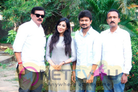 Nimir Movie Press Meet Images
