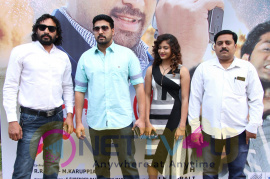 Thanayan Movie Audio Launch Photos
