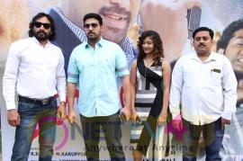 Thanayan Movie Audio Launch Photos Tamil Gallery