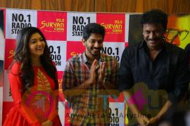 Yemaali Movie Audio Launch Stills  Tamil Gallery