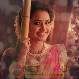 Actress Anupama Parameshwaran New Stills