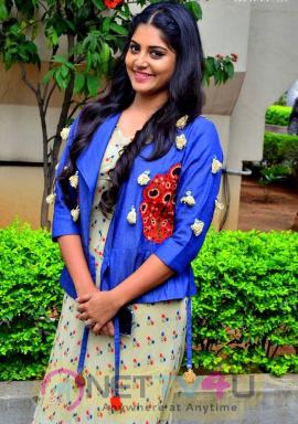 Actress Manjima Mohan Latest Photo Shoot