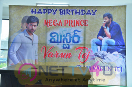 Actor Varun Tej Birthday Celebrations 2017 Stills Telugu Gallery