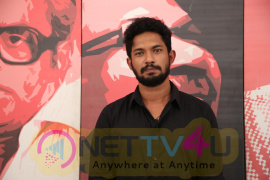 Actor Arshath Exclusive Interview Stills