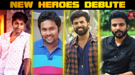 The Top 10 New Heros In The Malayalam Industry Till 2017