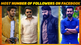 Top 10 Malayalam Actors With The Most Number Of Followers On Facebook
