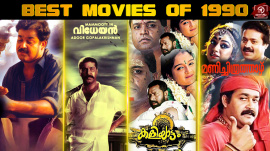 Top 10 Malayalam Movies Of The 1990s