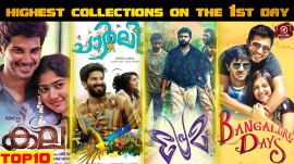 Top 10 Malayalam Movies With The Highest Collections On The First Day