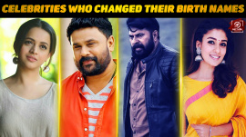 Top 10 Mollywood Celebs Who Changed Their Birth Names