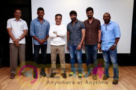 Vishal Team Invites Superstar Rajinikanth & Ulaganayagan Kamal Haasan For Ilaiyaraaja 75 Photos
