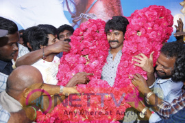 Actor Siva Karthikeyan Birthday Celebrations On The Sets Of Seemaraja Pics Tamil Gallery