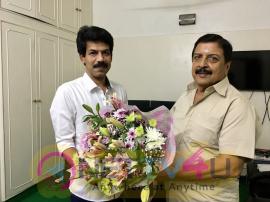 Sivakumar Praised Naachiyaar Film Still Tamil Gallery