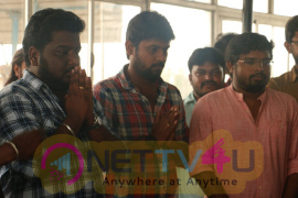 Sivakarthikeyan Productions Production No.2 New Movie Pooja Pics Tamil Gallery