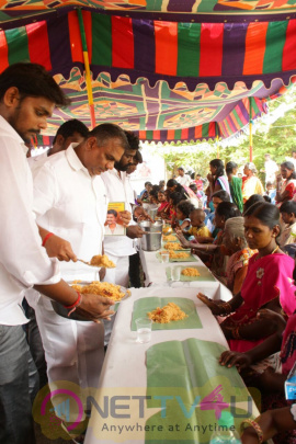 Vijay Fans Club Welfare Activities Stills