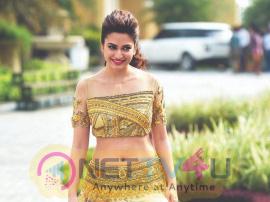 Actress Kriti Kharbanda Latest Classy Stills Kannada Gallery