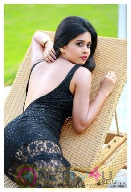 Actress Nabha Natesh Gorgeous Stills  Kannada Gallery
