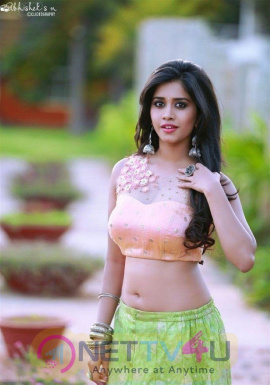 Actress Nabha Natesh Gorgeous Stills