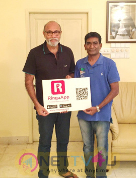 Director S. P. Hosimin Launched A New App Named Ringa Best Images Tamil Gallery