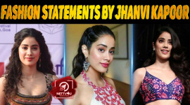 10 Fashion Statements By Jhanvi Kapoor