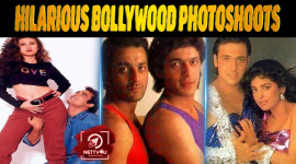 10 Hilarious Bollywood Photoshoots
