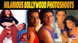 10 Hilarious Bollywood Photoshoots