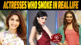 10 Indian Actresses Who Smoke In Real Life