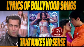 10 Lyrics Of Bollywood Songs That Makes No Sense