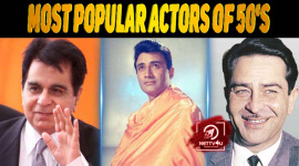 10 Most Popular Actors Of 50's