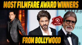 Top 10 Most Filmfare Award Winners From Bollywood